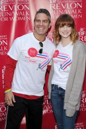 Emma Stone - 2014 EIF Revlon Run Walk For Women in NYC