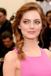 Emma Stone – 'Charles James: Beyond Fashion' Costume Institute Gala – May 2014