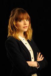 Emma Stone - Portraits for USA Today (2014) - Robert Deutstch