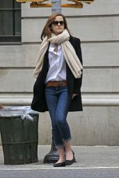 Emma Watson in New York City - Out in Manhattan - May 2014