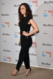 Emmy Rossum - Whitney Art Party in New York - May 2014