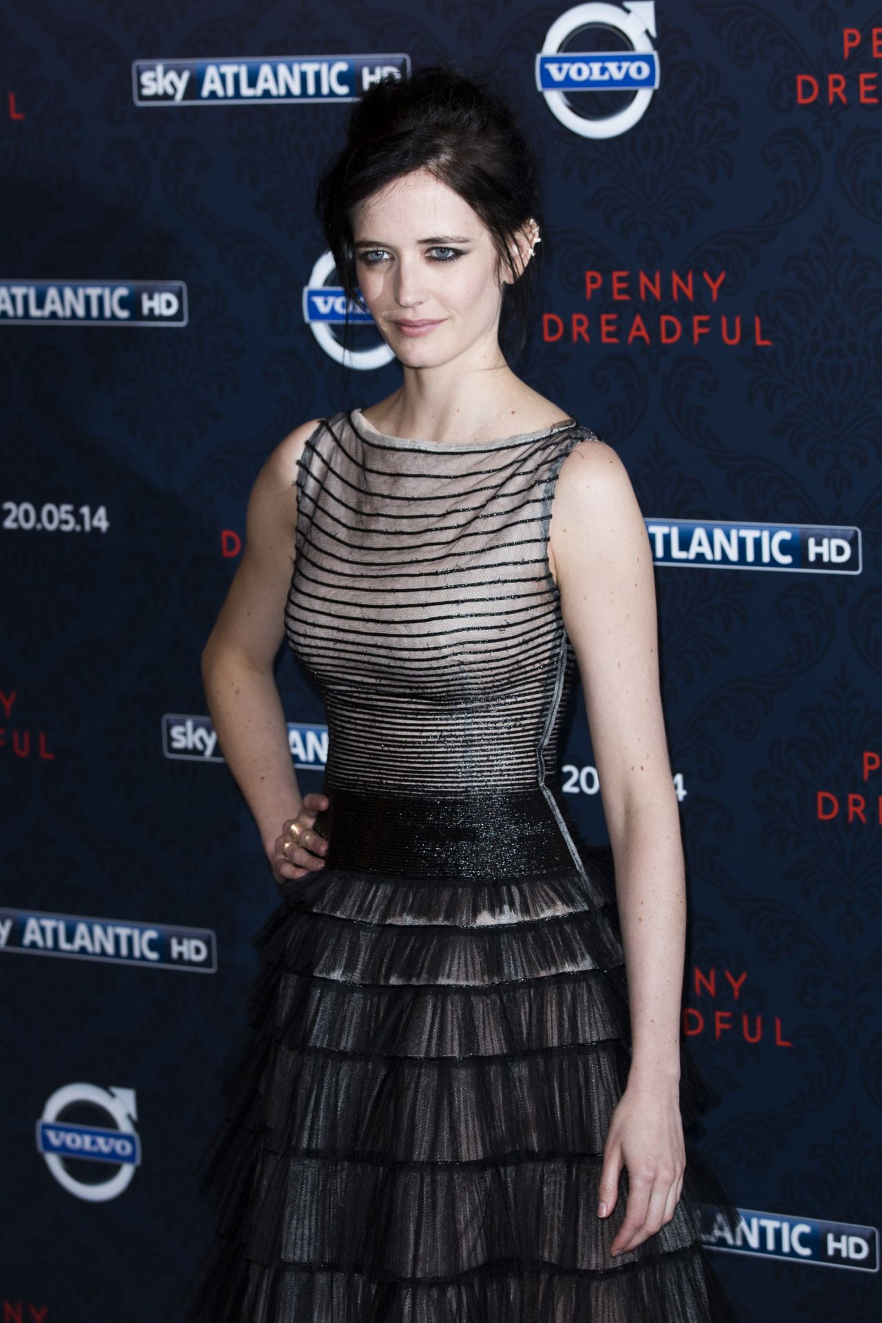 Eva Green - Penny Dreadful Photocall In London-4930