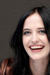Eva Green - Press Conference Portraits for