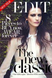 Eva Green - The Edit Magazine May 2014 Issue