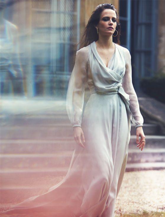 Eva Green The Edit Magazine May 2014 Issue