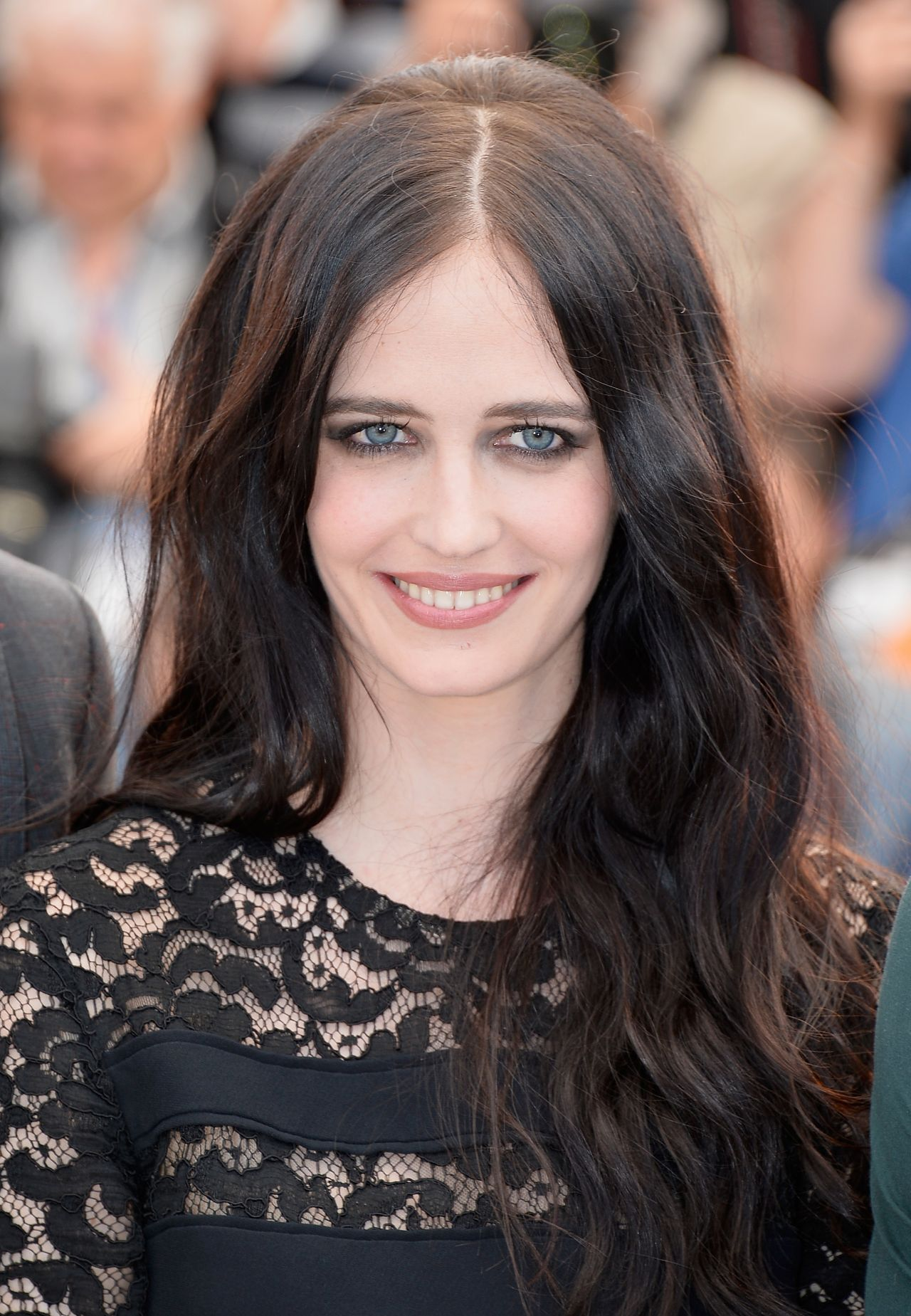 Eva Green The Salvation Photocall 2014 Cannes Film
