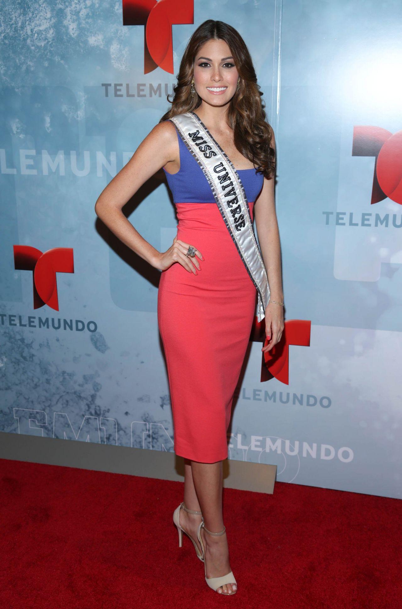 Gabriela Isler - 2014 Telemundo Upfront