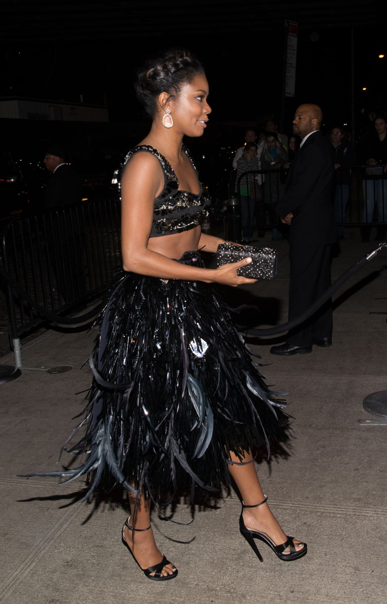 Gabrielle Union – 'Charles James: Beyond Fashion' Costume ...