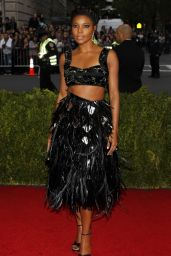 Gabrielle Union – 'Charles James: Beyond Fashion' Costume Institute Gala – May 2014