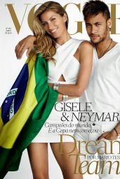 Gisele Bundchen - Vogue Magazine (Brazil) June 2014 Cover