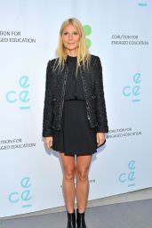 Gwyneth Paltrow Attends The First Annual Coalition For Engaged Education Fundraiser