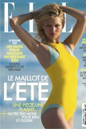 Hana Jirickova in a Bikini - Elle Magazine (France) - May 30, 2014