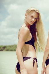 Hanalei Reponty and Emma Stern Nielsen - Wildfox Summer 2014 Lookbook