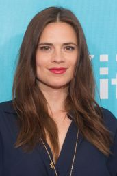 Hayley Atwell - 2014 Seattle International Film Festival - Opening Night