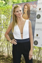 Heidi Klum – Hamptons Magazine Celebrates Memorial Day Cover Star Heidi Klum