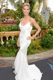 Heidi Klum - Puerto Azul Experience - 2014 Cannes Film Festival