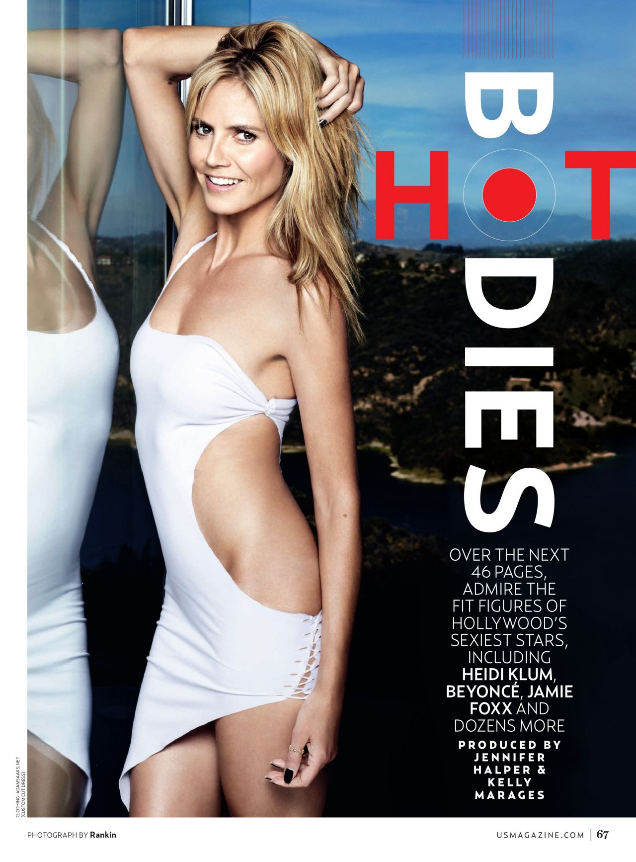Heidi Klum - Us Weekly Magazine June 2, 2014 Issue