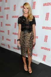 Heidi Klum Wearing Roberto Cavalli - Up2Us Gala - May 2014