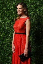 Hilary Swank at The Michael Kors Jet Set Experience, Shanghai – May 2014