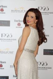 Holly Madison - Grand Opening of 1923 Bourbon & Burlesque - May 2014