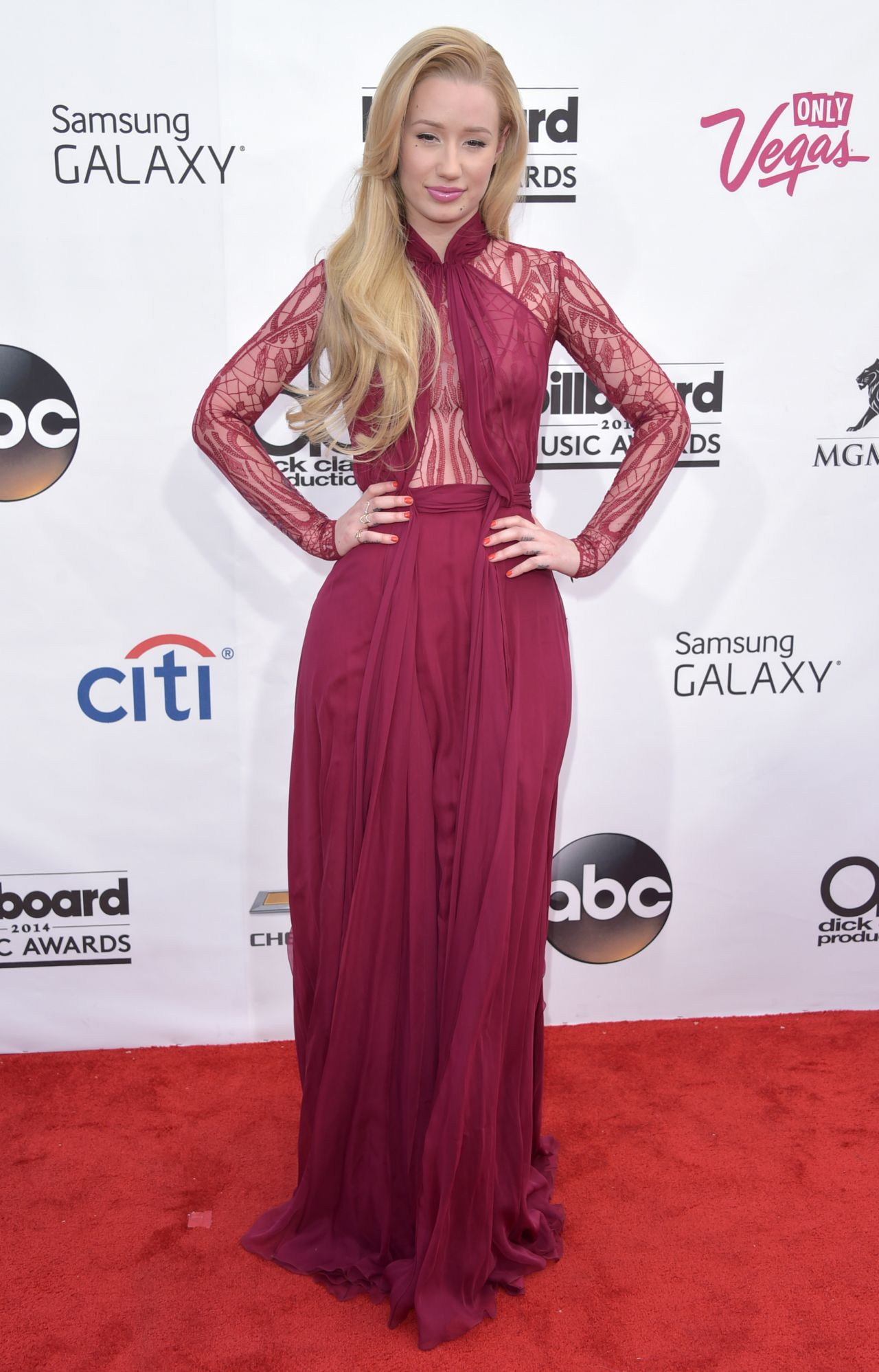 Iggy Azalea - 2014 Billboard Music Awards