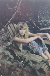 Imogen Poots - So It Goes Magazine Issue #3 - Summer 2014