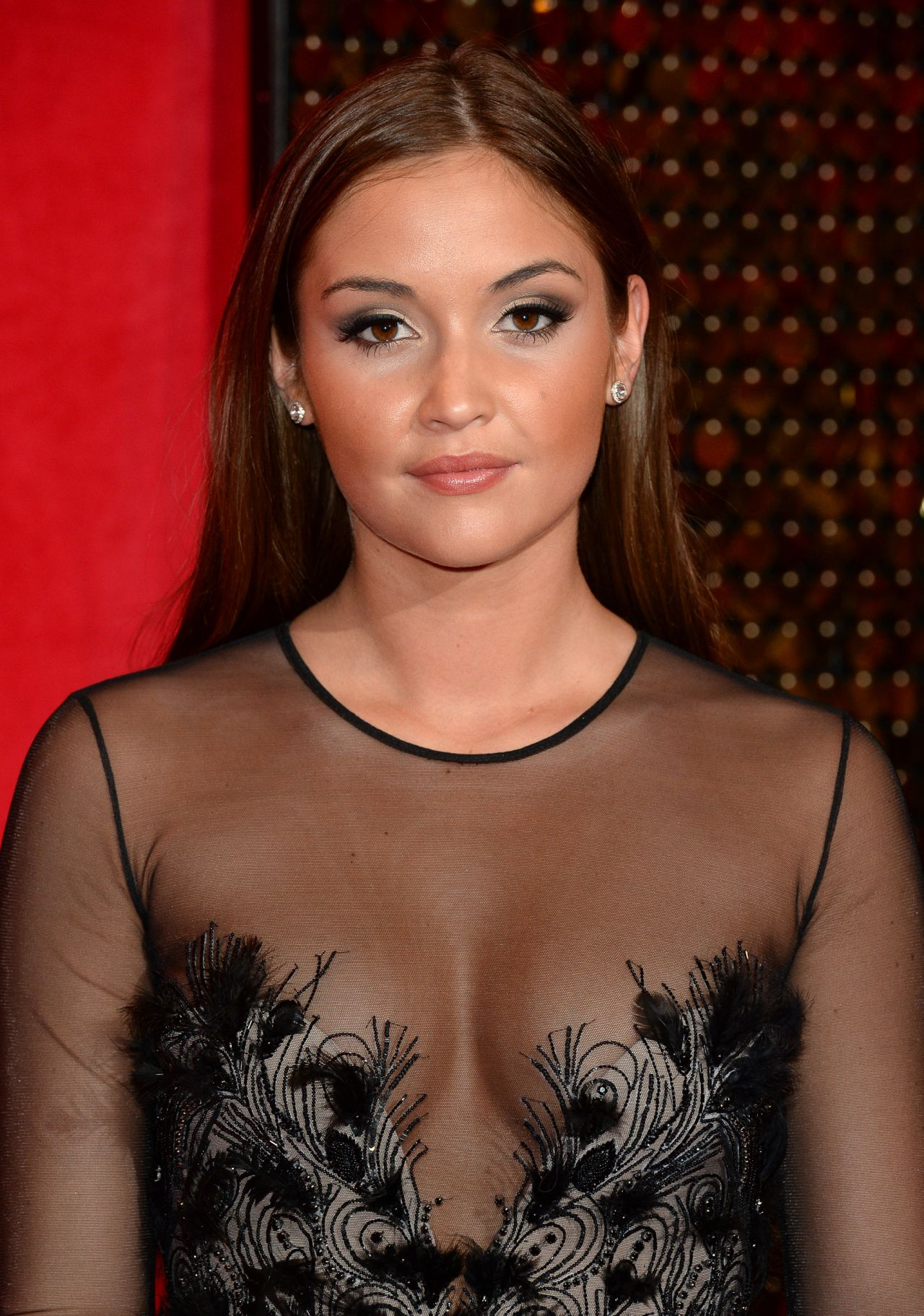 Jacqueline Jossa - 2014 British Soap Awards in London