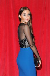 Jacqueline Jossa - 2014 British Soap Awards in London