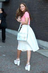 Jacqueline Jossa - ITV Studios in London - May 2014