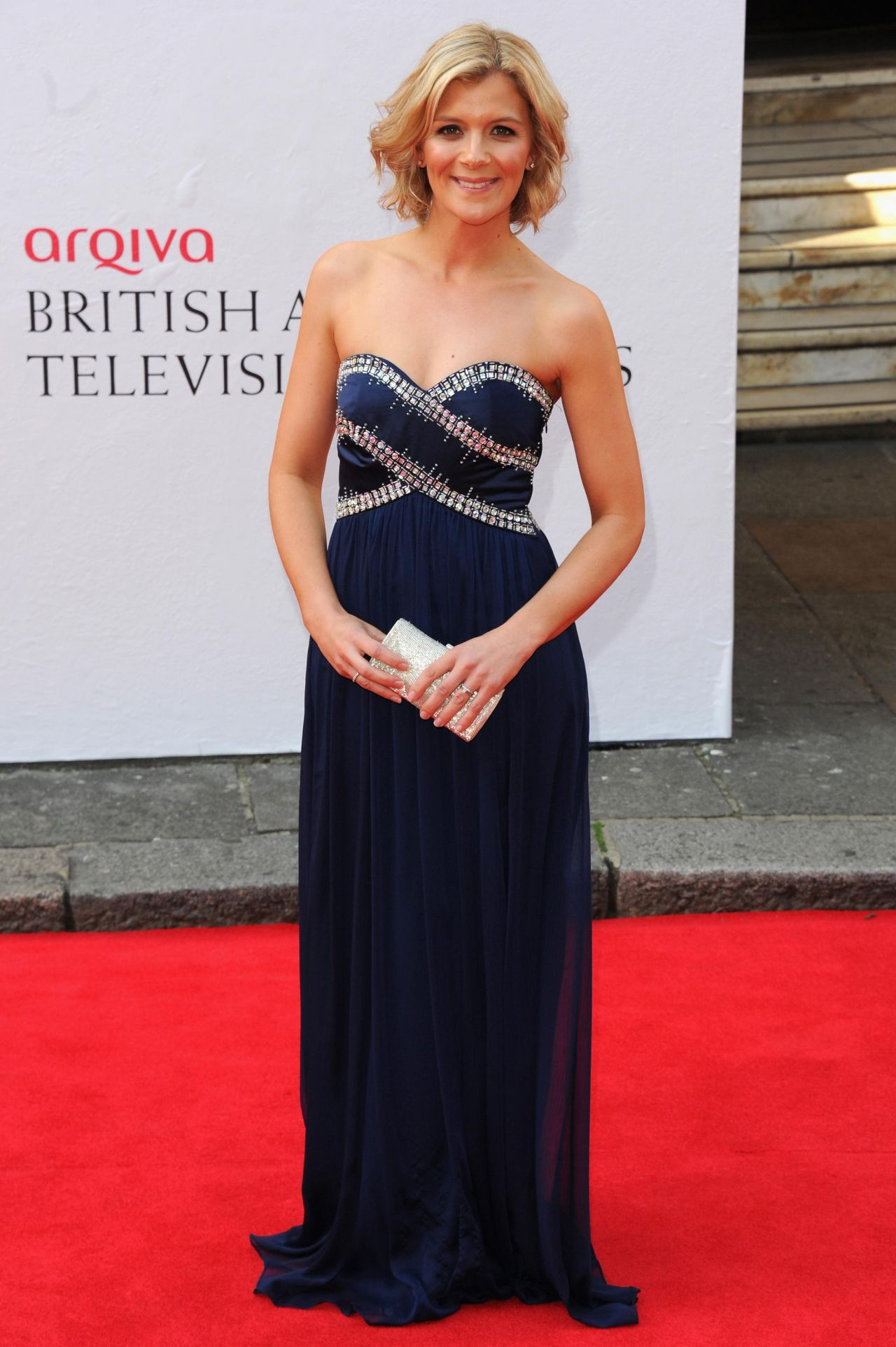 Jane Danson - 2014 British Academy Television Awards in London