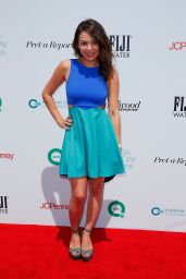 Janel Parrish – 2014 Ovarian Cancer Research Fund's Super Saturday
