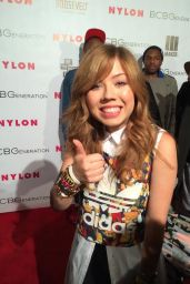 Jennette McCurdy – Nylon Magazine Young Hollywood Party – May 2014