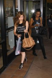 Jennette Mccurdy Running Errands in LA With Friend - April 2014