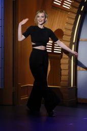 Jennifer Lawrence - Late Night With Seth Meyers - May 2014