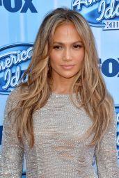 Jennifer Lopez Wearing Kaufmanfranco Dress -