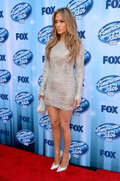 Jennifer Lopez Wearing Kaufmanfranco Dress -