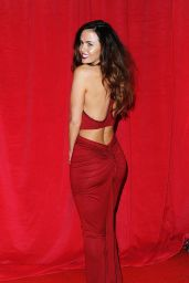 Jennifer Metcalfe - 2014 British Soap Awards in London