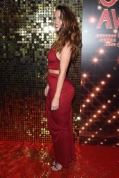 Jennifer Metcalfe - 2014 British Soap Awards in London