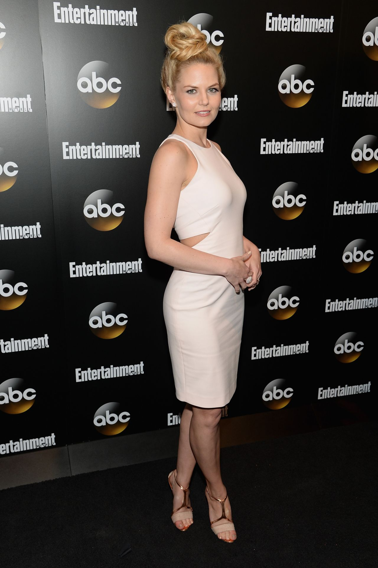 Jennifer Morrison – EW & ABC 2014 Upfronts Party in New York