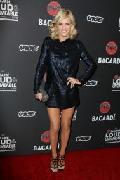 Jenny McCarthy - BACARDI rum and VICE present