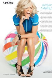 Jenny McCarthy – Shape Magazine (USA) June 2014 Issue