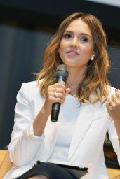 Jessica Alba - 2014 Social Innovation Summit in New York City