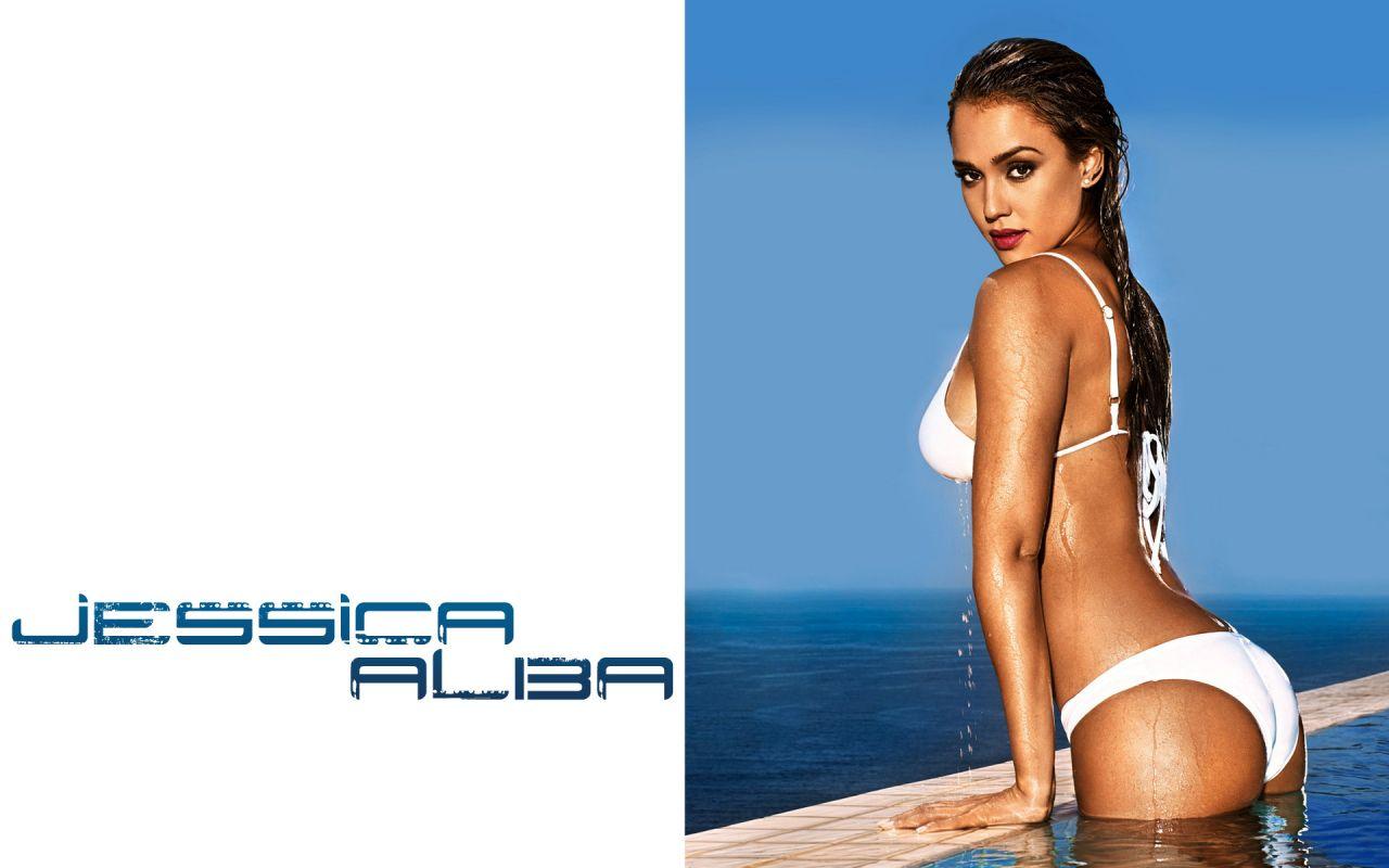 Jessica Alba Bikini Wallpapers (+6