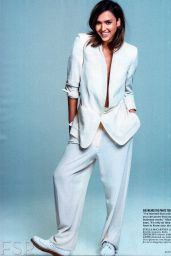 Jessica Alba – Glamour Magazine June 2014 Issue