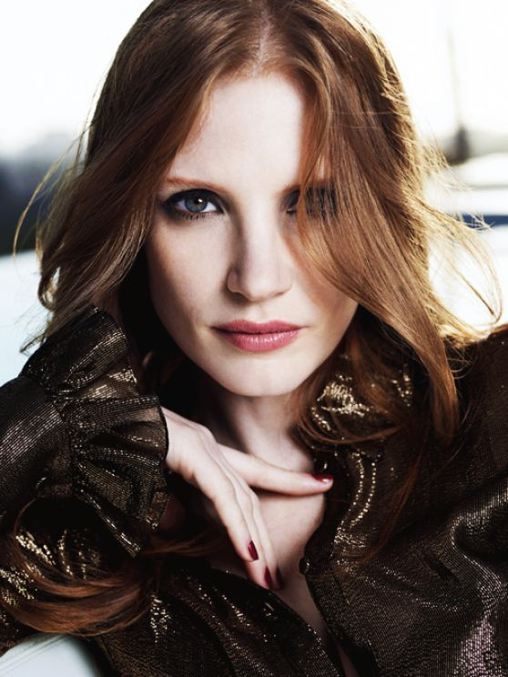 Jessica Chastain - YSL Manifesto L'Eclat Fragrance Spring-Summer 2014 Campaign