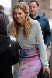 Jessica Hart - 2014 Olevolos Project Brunch in New York City
