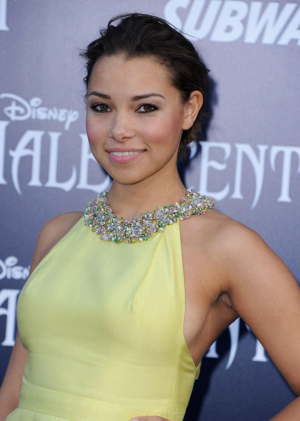 Jessica Parker Kennedy – 'Maleficent' World Premiere in Los Angeles