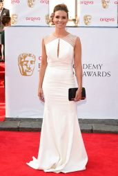 Jessica Taylor - 2014 British Academy Television Awards in London