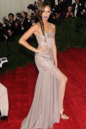 Joan Smalls – 2014 Met Costume Institute Gala