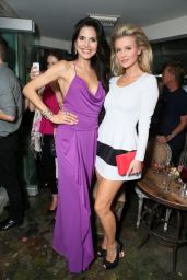Joanna Krupa Attends the Launch of PUMP Lounge - May 2014